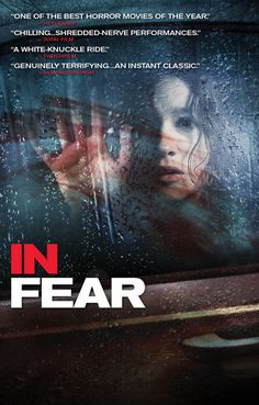 In Fear Horror Movie Poster 11x17
