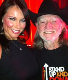 Fun with Willie Nelson