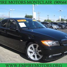 Here is something fun and still won't set you back in a hole. Check out this 2008 #BMW #335i with #sports package, ##luxary package, heated seats, factory navigation, turbo and so much more.  Looking to #finance your purchase. We can help. #Empiremotors offers #financing for ALL credit types. #badcredit #goodcredit #nocredit we can ehlp. Just visit our website: www.empiremotors.org and get Pre-APPROVED for a loan. Rates start @ 2.99% OAC.Don't wait.