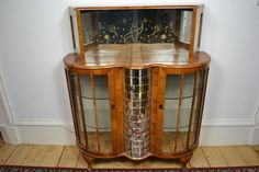 Inspirational Art Deco Drinks Cabinet