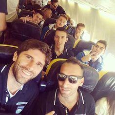 Andorra: partita l'avventura europea del Pescara C5