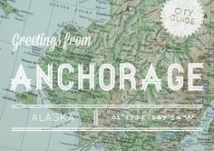 This is the city guide we used for Anchorage and it was so helpful! Oh The Places You'll Go, Cool Places To Visit, Places To Travel, Alaska Travel, Alaska Cruise, Looking For Alaska, Anchorage Alaska, Tour Guide, Travel Guides