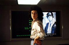 Aliens - Publicity still of Sigourney Weaver. The image measures 1200 * 790 pixels and was added on 1 June Aliens 1986, Aliens Movie, 1980s Films, Sci Fi Films, Alien Sigourney Weaver, Alien Resurrection, Ellen Ripley, Alien Isolation, Predator 1