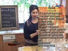 best Falafel recipe فلافل - YouTube