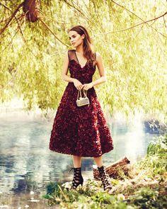 Alicia Vikander | Vogue (December 2014)