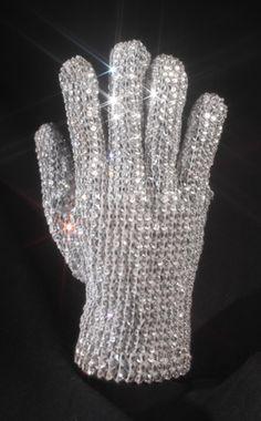 Iconic Michael Jackson Glove