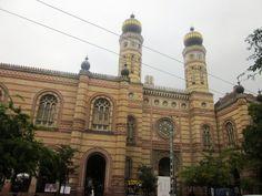 Sinagoga en Budapest