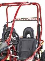 New 2014 Power Kart 208cc Marauder Go Kart ATVs For Sale in Illinois. You will be extremely excited once you receive the 208cc Marauder Go Kart w/ 4-Stroke Engine because it has what other competition does NOT! Sure there are others out there claiming or selling models that look the same, however the quality is just not there! Every single vehicle comes with a warranty that is fully backed leaving you with NO RISK involved!Specifications: Type Single Cylinder, 208cc, Air Cooled, 4 cycle…