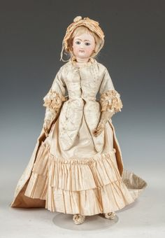 Franois Gaultier French Fashion Doll : Lot 15