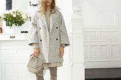 A Stylish Structured Coat