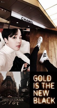 BTS / Jimin / Wallpaper