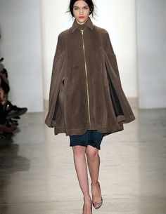 #Costello Tagliapietra Fall 2013 #fashion #NYFWFall2013