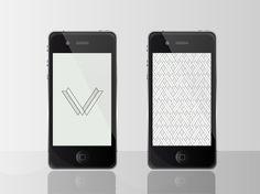 Logotype, identity, brand, mobile