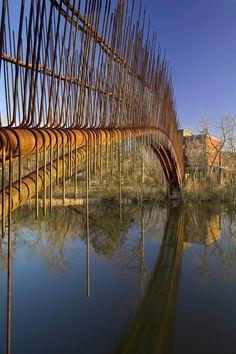 Pedestrian Bridge in Austin - Architizer