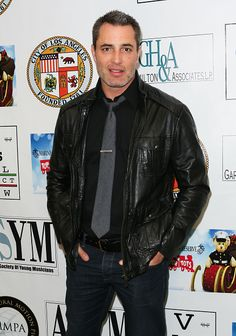 Actor Victor Webster attends the 16th annual Hollywood Celebrity Toy Drive Extravaganza on December 17 2015 in Los Angeles California