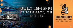 DeVotchKa is performing at Bunbury Music Festival in Cincinnati, OH!     Full lineup here: http://www.bunburyfestival.com/lineup-2013    Tix available here:  http://www.bunburyfestival.com/tickets