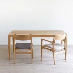 New Piazzaテーブル/ホワイトオーク無垢クリア/1300・1600 | | 【WeLoveHomes】家具・テーブル通販
