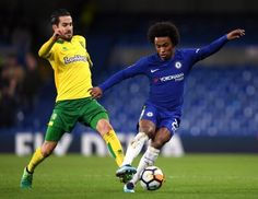 Soccer - No Real Madrid bid for Chelsea's Willian/Man United 'only possibility now' - World Sport News Fc Chelsea, Chelsea Football, World Sports News, Brighton & Hove Albion, Stamford Bridge, 29 Years Old, Premier League Matches, Professional Football, Big Money