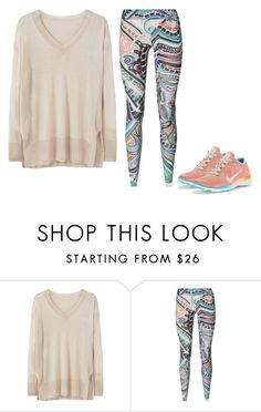 """Untitled #1485"" by sammy-92 ❤ liked on Polyvore featuring MANGO, NIKE and nike"