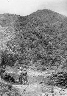 Gloster Hill five weeks after the Battle of Imjin.  Wikipedia