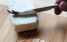 Homemade Butter [Vegan, Gluten-Free]