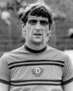 Ralf Minge - Dynamo Dresden Nationalspieler der DDR