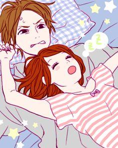 Manga Love, Anime Love, Manga Romance, Ruki Mukami, Poses, Otaku Issues, Cute Romance, Cute Couple Art, Manga Couple