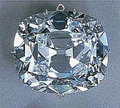 Cullinan II (Lesser Star of Africa) - 317.4 carats