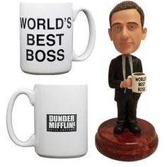 The Office Best Boss Set #humorous