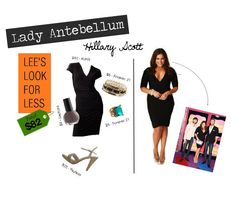 Pair the classic little black dress with glitz for a rockin' look like Lady Antebellum's Hillary Scott (for less than one hundred dollars! Hillary Scott, Lady Antebellum, Free Youtube, Lee Jeans, Perfect Fit, Fashion Beauty, Pairs, Classic, Dress