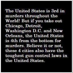 """""""Gun Control"""" is detrimental to any society and every nation ~@guntotingkafir GOD BLESS AMERICA AND GOD BLESS PRESIDENT TRUMP!!!"""