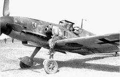 https://flic.kr/p/4gX7mV   Bf 109 G 2 Jagdgeschwader 54 (2)