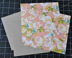 This mini album and its tutorial was featured on the Graphic 45 blog yesterday and I've received many lovely compliments on it. Thank you al...