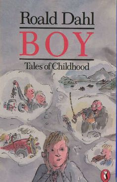 Throughout his young days at school and just afterwards, a number of things happened to Roald Dahl, which made such a tremendous impression he never forgot them. Boy is the remarkable story of Roald Dahl's childhood; tales of exciting and strange things - some funny, some frightening, all true.  Roald Dahl, the best-loved of children's writers, was born in Wales of Norwegian parents. His books continue to be bestsellers, despite his death in 1990, and worldwide sales are over 100 million!
