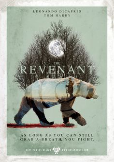 Image of The Revenant // Movie Poster