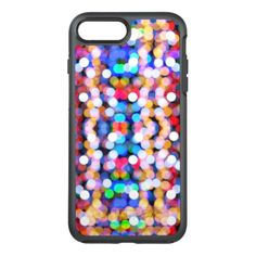 spectacular bokeh abstract OtterBox symmetry iPhone 7 plus case