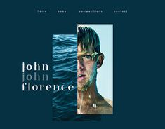 "Check out new work on my @Behance portfolio: ""John John Florence Landing page"" http://be.net/gallery/66195123/John-John-Florence-Landing-page"