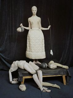 """In a Silent Way"" by Tim Walker for Vogue Italia (Casa Vogue) October 2014"