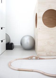 Ale Besso: Leonardo´s Bedroom (Kids project)