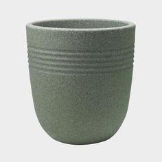 Egg Pot Round Planter Decorative Planters, Contemporary Design, Planter Pots, Egg, Garden, Eggs, Garten, Lawn And Garden, Gardens