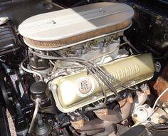 Ford 406 CID Thunderbird Tri Power V8