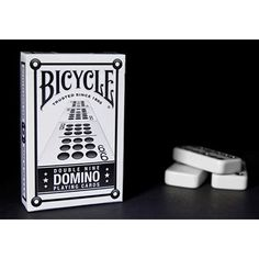 Bicycle Double Nine Domino Cards by USPCC - Trick