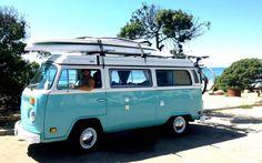 Volkswagen Camper Van Rental   VW Camper rentals California
