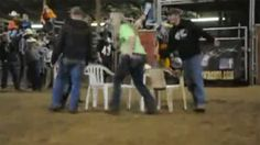 Video: Musical Chairs at The Rodeo Gets Serious - A Funny Video on KillSomeTime