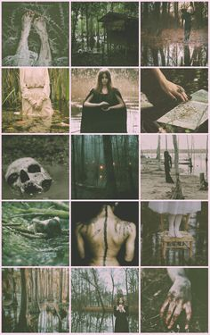 """aestheticschaos: """" Swamp Witch aesthetic requested by @kindlingdusk """""""
