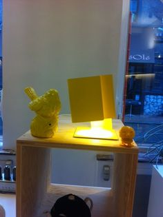 TODAY we feel YELLOW. <<<   DING #DARK OUI design shop   Hasselt BE - design gifts interior   {www.facebook.com/ouihasselt}
