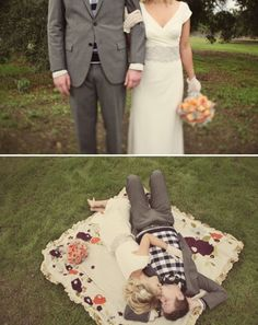 I just love the groom style of this wedding and the actual picture itself