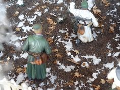 8 Diorama, Snowman, Russia, Winter, Outdoor Decor, Model, Home Decor, Winter Time