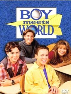 Boy Meets World #90's Tv Shows #90's kid