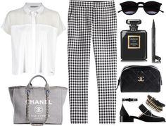 """""""New Chanel"""" by irina-ny on Polyvore"""